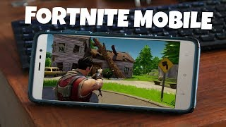 How to Download and play Fortnite on Android/IOS Devices 2018