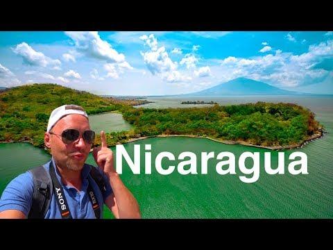 ОЗЕРО НИКАРАГУА.Озеро где водятся АКУЛЫ!!!/ ОСТРОВА Las Isletas. NICARAGUA.GRANADA