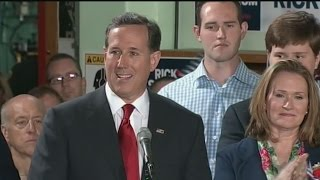 He's In, Again: Rick Santorum Makes 2016 Bid Official