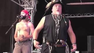 Video teaser - Brigada Pirata @ Pirates 2016 (Julich, Germany)