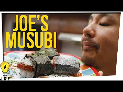 Cooking with JK: Joe Makes Spam Musubi!