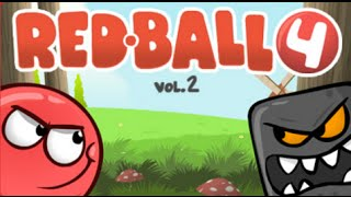 Red Ball 4 Vol 2 Full Gameplay Walkthrough