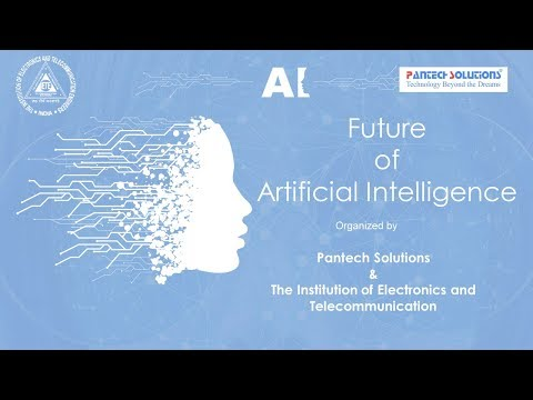FUTURE OF AI -Hosted by IETE & Pantech
