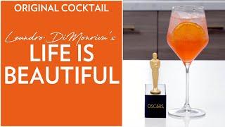 Original Cocktail: Life is Beautiful