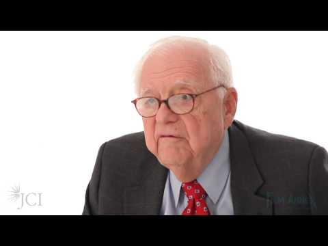 JCI's Conversations with Giants in Medicine: Eugene Braunwald
