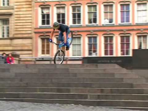 Inspired Bicycles - Danny MacAskill April 2009 [sent 79 times]