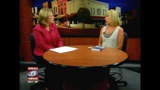 Jane E. Jonas WEAU TV13 Interview Part 1