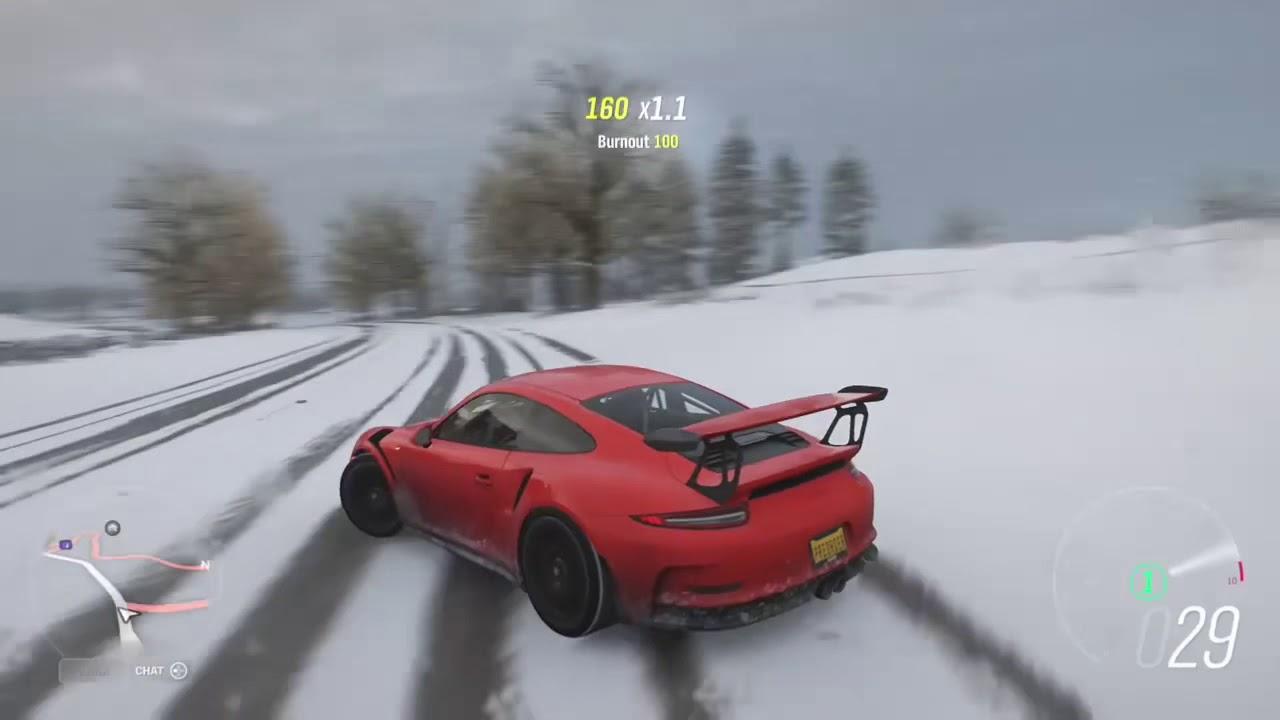 Pre Order Porsche Play Forza Horizon 4
