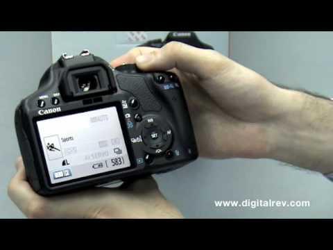 Canon EOS 500D -  First Impression Video By DigitalRev.com