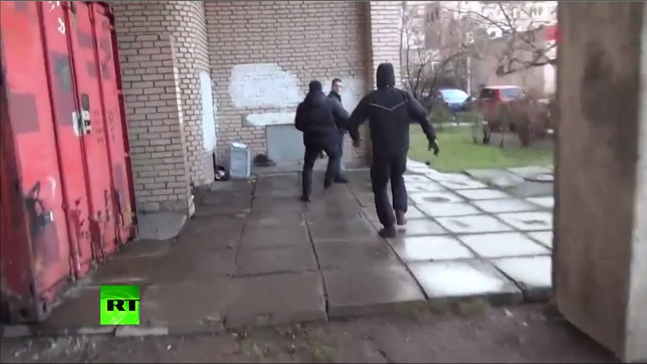 Задержание сторонников ИГ, планировавших теракты в Петербурге