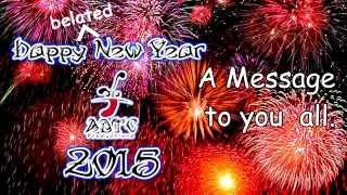 ADTC Happy (Belated) New Year 2015