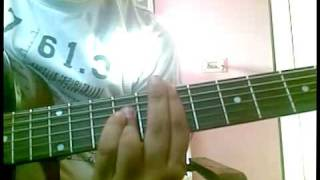 learn BULLA KI JANA on guitar