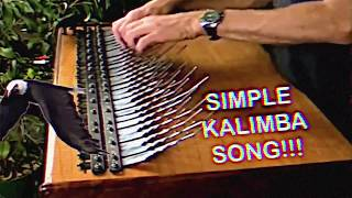 Simple Kalimba Song (2017 re-thinked)