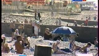видео Погода в Сочи на июль, прогноз гидрометцентра. Какой будет температура воды и воздуха в Сочи в начале и в конце июля 2016