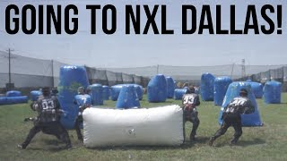 Going to Texas! (2018 NXL Dallas)