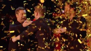 Golden Buzzer For Matt, Hilarious Magician | Audition 5 | Britain's Got Talent 2017