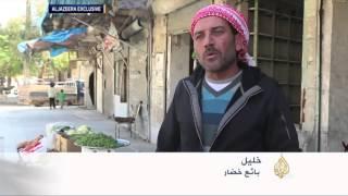 تدهور الليرة السورية يؤدي لارتفاع الأسعار بحلب
