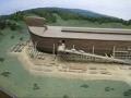 Creation Museum Visit - Noah's Ark Exhibit