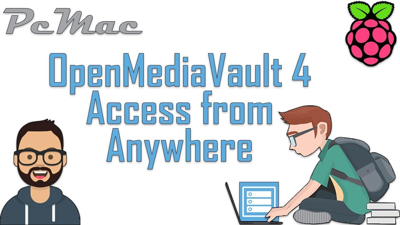 Openmediavault Access from Anywhere
