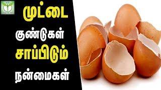 Benefits of eating egg shells - Tamil Health Tips