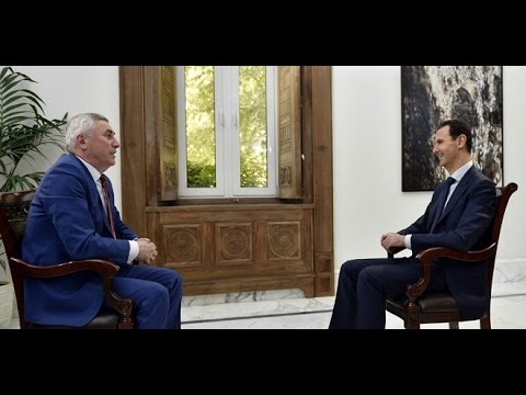 05/11/2017 - President Bashar al-Assad Interview