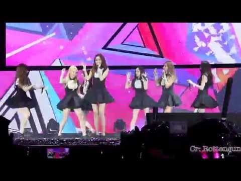 F1 After Race Concert in Malaysia - SNSD 'Gee'