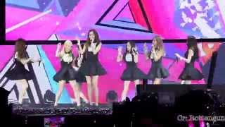 F1 After Race Concert in Malaysia - SNSD