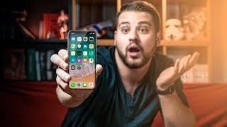 iPhone X - Indietro Nel Futuro