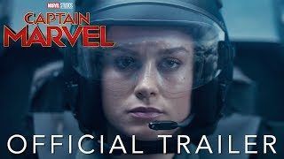Marvel Studios Captain Marvel Official Trailer
