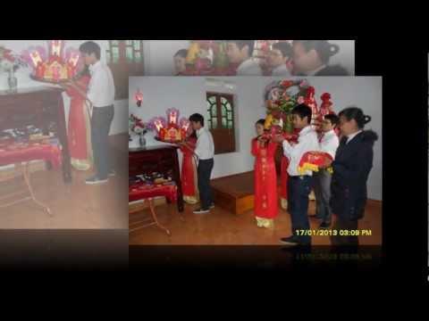 đám cưới Nguyen Hue