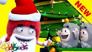 ODDBODS | Santa Fuse Saves Babybods' Christmas | CHRISTMAS 2020 | Cartoons For Children