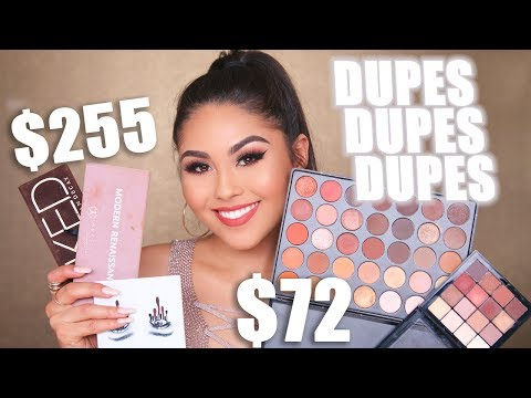 Drugstore Dupes for High End Eyeshadows | Roxette Arisa Drugstore Series