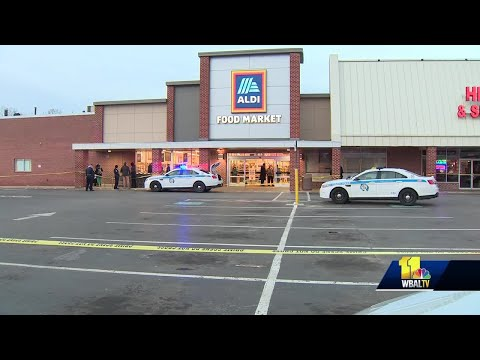Officer shoots shoplifting suspect in person in Randallstown store