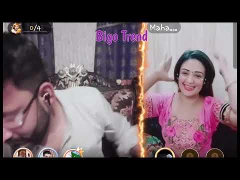 Bigo Live Malang Vs Maha Sheikh punishment, Bigo live Punishment video, Bigo Trend