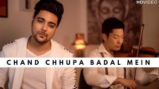 Chand Chhupa Badal Mein Unplugged Siddharth Slathia Mp3 Song Download