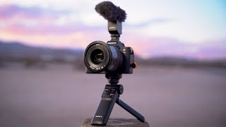 Is THIS The PERFECT SONY VLOGGING SETUP In 2020?! | Sony A6600 A6400 A6100 A7R IV A7 III A9