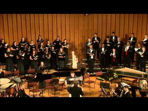 NIU Concert Choir - Tim Blickhan - From Lands That See the Sun Arise