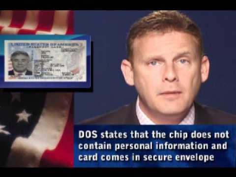 United States Passport Card Use