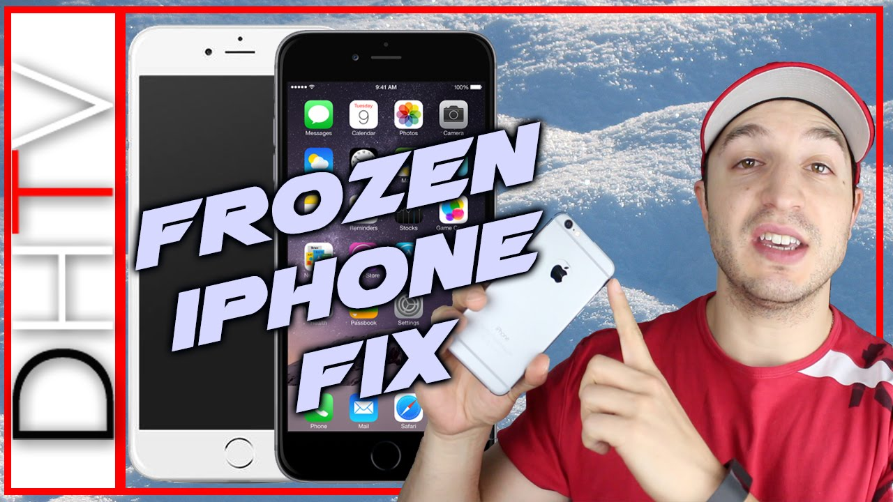 how to fix a frozen iphone fix frozen iphone iphone wont turn on fix 18812