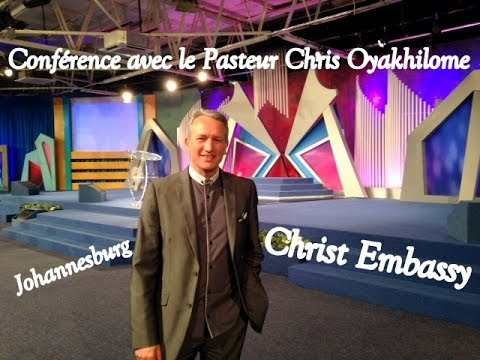 """Au Calvaire"" - Conference with Pastor Chris Oyakhilome (Johannesburg - Christ Embassy)"