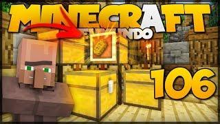 EM BUSCA DO 'KIT' RESPAWN PERFEITO! // Meu Mundo #106 // Minecraft