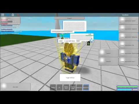 Roblox Dragonball Legendary Powers All Bosses and Forms (Kaioken-Ssj3)