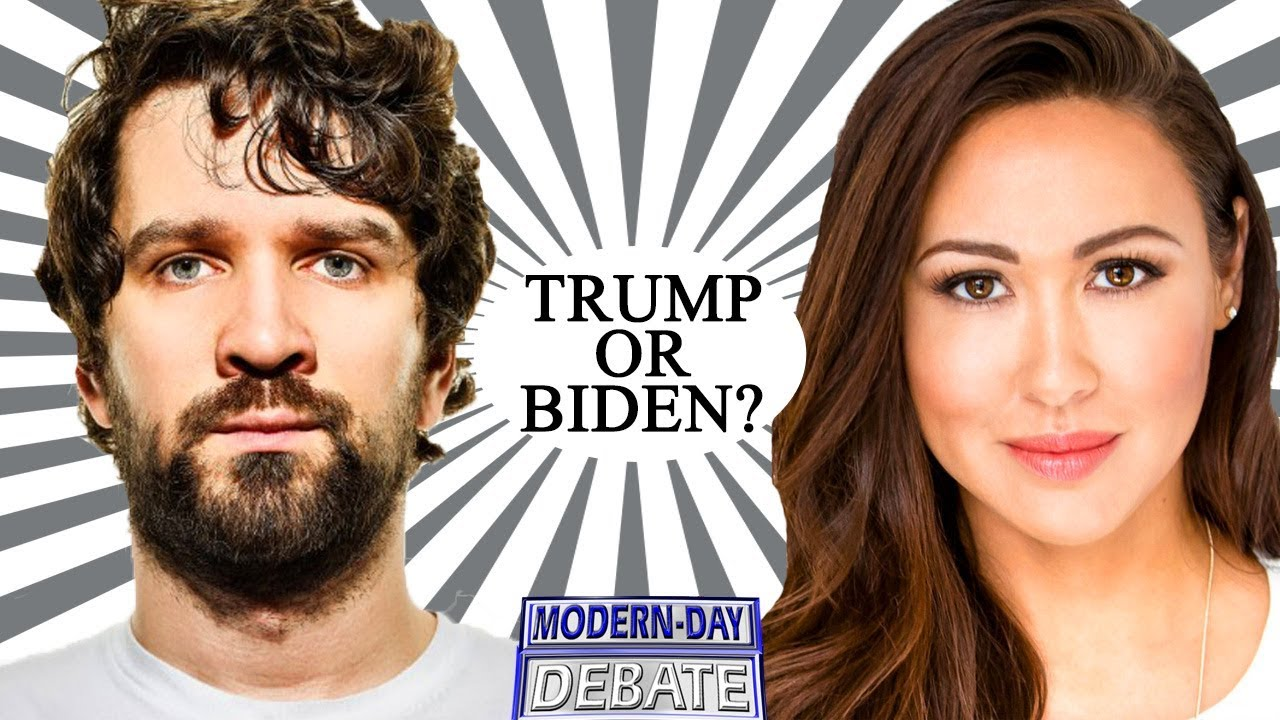 Destiny Vs Kim | Biden or NEVER-Biden? ELECTION DEBATE