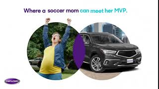 We Met on Cars.com: Soccer Mom