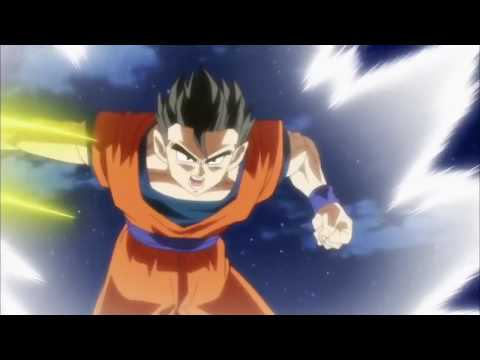 Goku Vs Gohan (Dragon Ball Super Episode 90 Eng Sub)