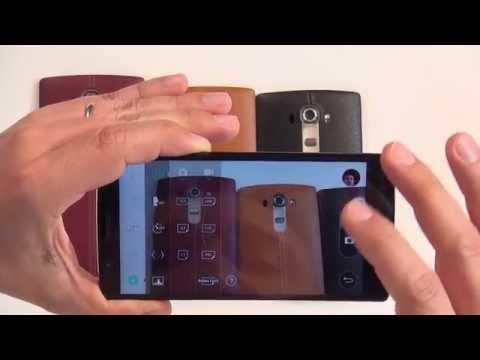 LG G4 2015 first contact (www.buhnici.ro)