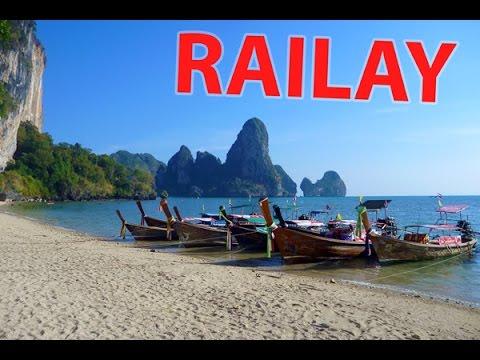 best-beach-railay,-elephant-trek-|-thailand-trip-2014-|-day-14