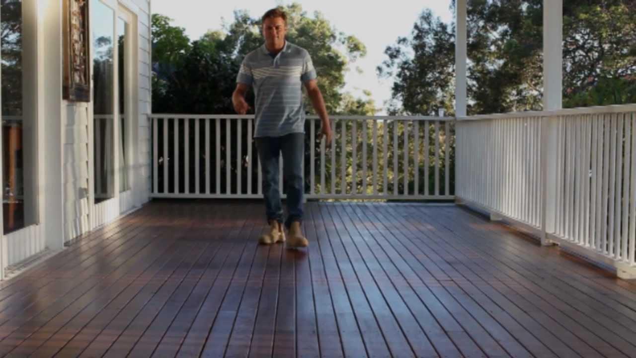 Wattyl Weathergard Decking Diy Youtube