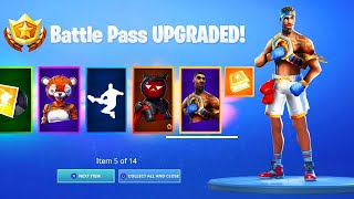 *NEW* SEASON 10 BATTLE PASS in Fortnite!
