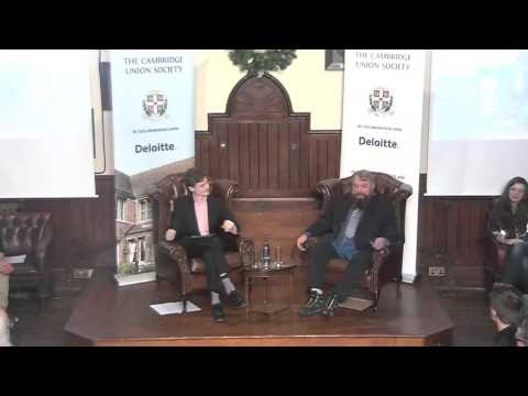 Brian Blessed | Cambridge Union